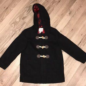 Boys Wool Winter Coat - size 5